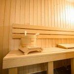Sauna w Łabowskie Chacie